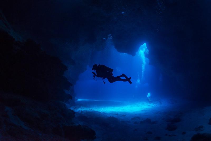 Cathederal Cave - Eua Is., Tonga