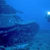 Tank, Keith, San  Francisco Maru, Truk Lagoon, 1983