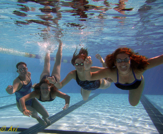 UBC Masters Swimming