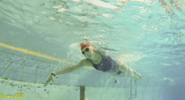 UBC Swim Practice - Summer 2012