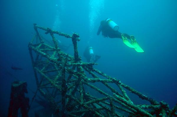 USS Vandenberg 2012