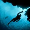 "Freediving The Caves - with Linda Paganelli & Stefan Randig<br /> <br /> <br /> Linda Paganelli, Stefan Randig and Jacques de Vos head out to 'The Caves' just south of Dahab. Despite being an overcast, winter January day the dive itself still turned out to be awesome...<br /> <br /> © Music:<br /> Freestylers - Turn To Dust<br /> Emancipator - Greenland<br /> <br /> Video Shot and edited by:<br /> Jacques de Vos - <a href=""http://www.jdvos.com"">http://www.jdvos.com</a><br /> All filmed while Freediving...<br /> <br /> Underwater Footage:<br /> Ikelite 7D Housing with 8'' Dome Port"