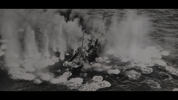 This dramatization was created from material obtained from the National Archive and Records Administration in College Park, Maryland in 2008 as part of my research into the war in the Pacific.  This film depicts events surrounding the attack against Truk in February 1944.  Operation Hailstone was a surprise fast carrier attack against the Japanese Fourth Fleet supply base in Truk Lagoon.  The National Archive and Records Administration and BBC Worldwide CBS News Archive retain all rights to the material in this film.