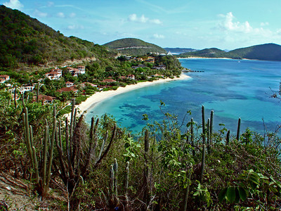 Virgin Gorda Mahoe Bay