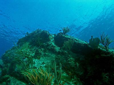 "Virgin Gorda Scuba, Cooper Island ""Thumb Rock"""
