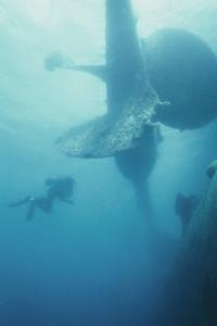 Prinz Eugen, Kwajalein Atoll.