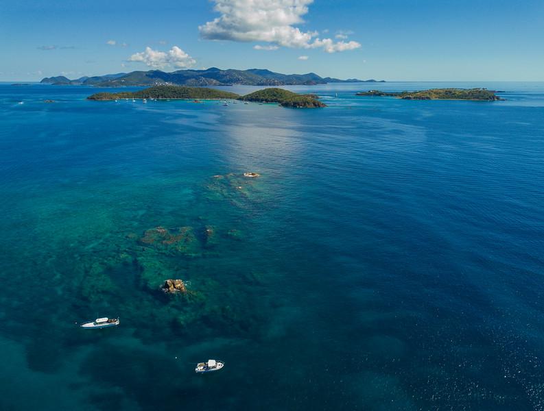 Cow Rock Dive Site, St Thomas Diving Club, US Virgin Islands