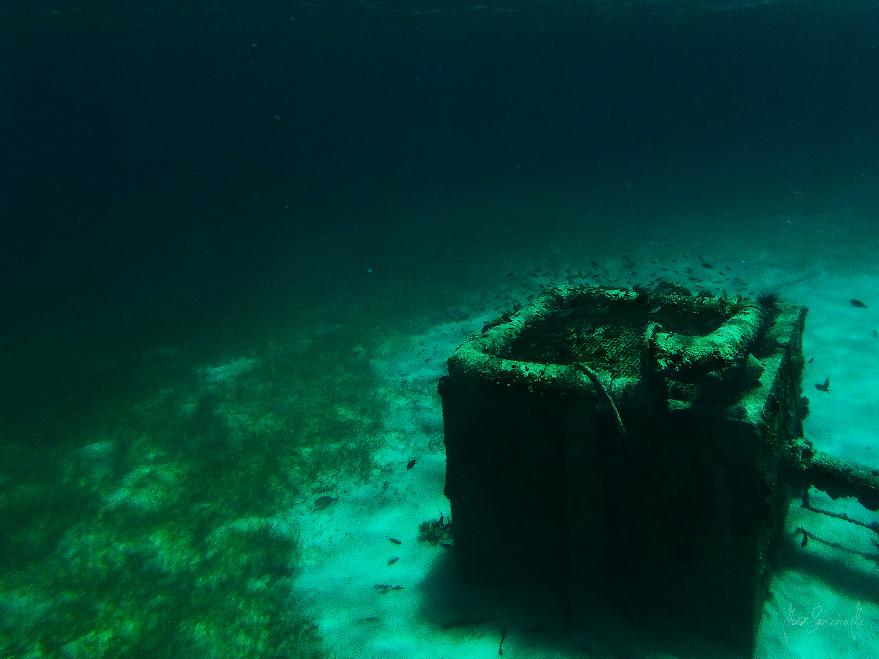 PIPES UNDERWATER