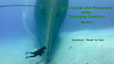 Grand Cayman Diving during Challenging Conditions