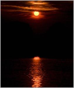 Sunset - underexposure (unedited)