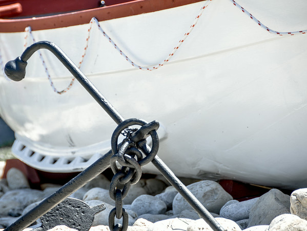 boat and anchor