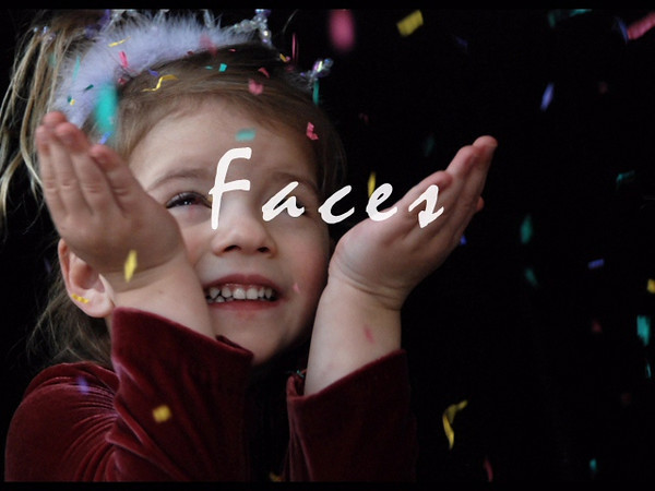 """""""Faces"""" (1 min.) is guaranteed to lift your spirits -- just a fun collection illustrating my portrait approach -- posed and candid. Please let it LOAD a bit -- it will start automatically. :)"""