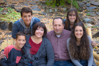 Ungerman Family - Fall 2018
