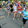 Some 600 plus runners and walkers turned out to participate in the annual Mifflinburg 5k race on Friday.