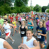 More than 600 runners took part in Friday's Mifflinburg annual fourth of July 5k race.