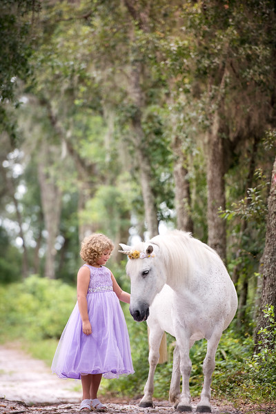 Unicorn photo session - Dorman