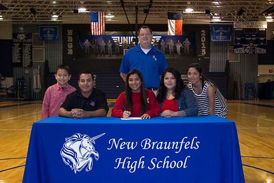 Myranda Rodriguez, Soccer, Sul Ross State University
