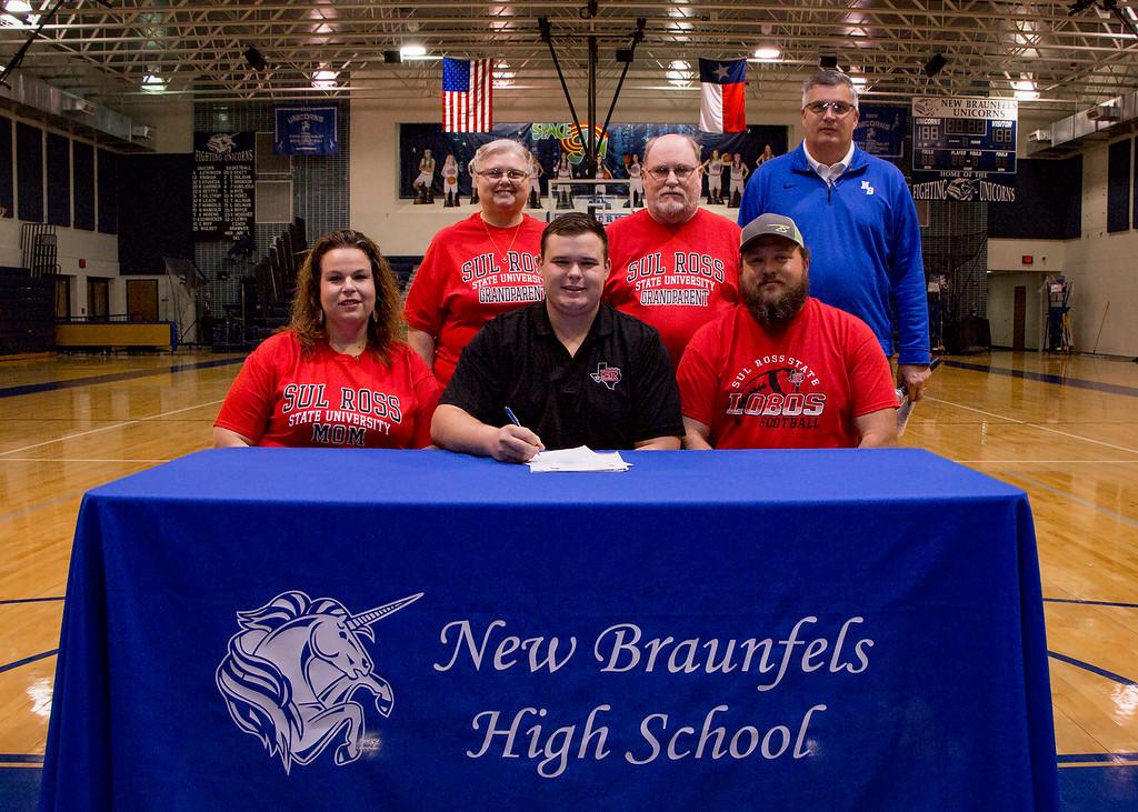 February 2018 - New Braunfels ISD New Braunfels TX