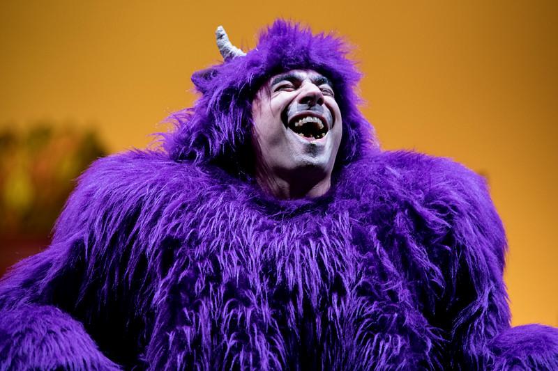 Guy Rhys as Monster
