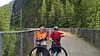 Annual Fathers Day Ride, 2018. Iron Horse Trail, WA.