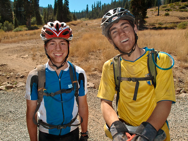 California Mountain Unicycle Weekend