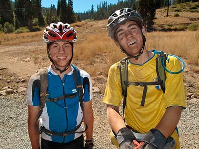 Scott Wilton and Beau Hoover. Hey guys, how's that Northstar dirt taste?