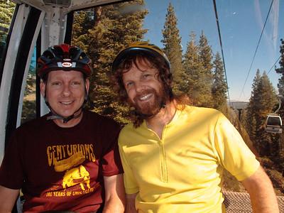 John Foss and Nathan Hoover