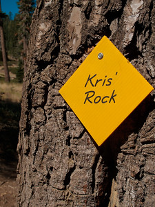 """Kris' Rock"" on the Gypsy Trail"