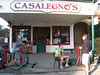 Mike's turn. Interviews done at the classic Casalegno's store on Soquel-San Jose Rd, towards the end of our ride.