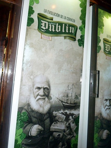 Charles Darwin's image used to sell Beagle Beer 2011-01-15 01:16:56 by Nathan Hoover