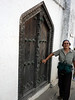 "Zanzibar is famous for is its <a href=""http://www.zanzibardoors.com/index.php?option=com_content&task=view&id=14&Itemid=27"">doors</A>. A fusion of Swahili, Omani and Indian styles, these portals have become the indelible symbol of Stone Town, now a <a href=""http://whc.unesco.org/"">UNESCO World Heritage site</a>. The brass studs originally functioned as deterrents against elephants during clan wars in the Indian subcontinent. 2009-07-06 17:17:19 by Nathan Hoover"