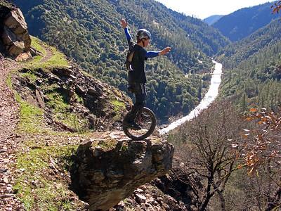 Zack on the precipice