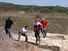 Bryan shooting Joe shooting Kris and David, shot by Nathan