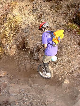 Yuba River Muni Ride 10/27/2002