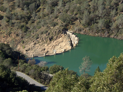 Lake Clementine and Clementine Dam