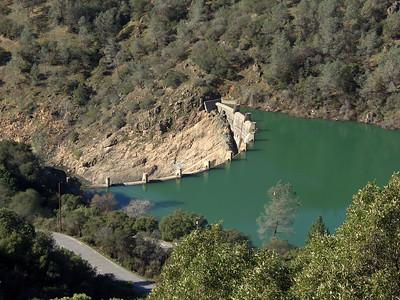 Lake Clementine and Clementine Dam