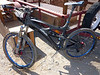 A cool looking bike