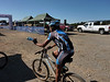 """My whole goal for the race was to avoid being lapped by <a href=""""http://www.tinkerjuarez.com/"""">Tinker Juarez</a> during my first lap. I succeeded - here he passes me at 10:38 while I'm refueling after my first lap. He's ridden exactly twice as far as me."""