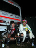 24 Hour racing at its best. Ken Looi and Nathan at 4:35am after 6 1/2 hours of night riding. No problem, just 17 1/2 hours to go...
