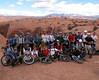 Group shot on the Slickrock Trail