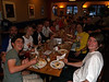 "Huge dinner Sunday night at <a href=""http://www.eddiemcstiffs.com/"">Eddie McStiff's</a>"