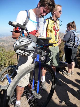 California Mountain Unicycle Weekend 2008