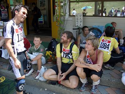 Ken Looi (Gizmoduck), Trey Miller, Nathan Hoover, Irene Genelin.