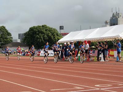 Women's expert 800m