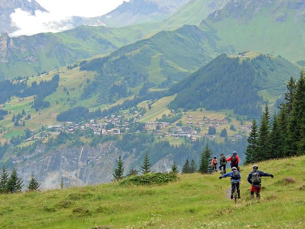 2006, Unicon XIII: Group MUni, Grindelwald, Switzerland