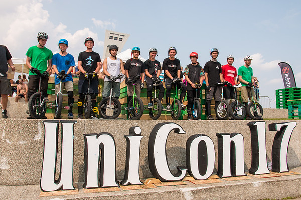 2014, Unicon 17, Trials, Gliding