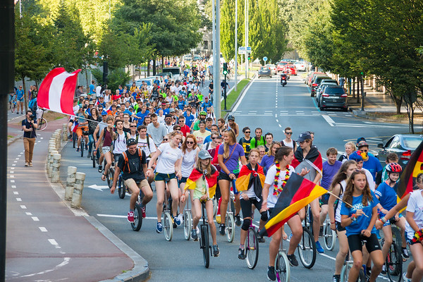 Unicon, World Unicycling Championships