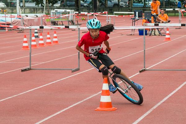 2016, Unicon 18 Track Racing