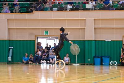 Nanato Koyama, Japan, 3rd place Jr. Expert