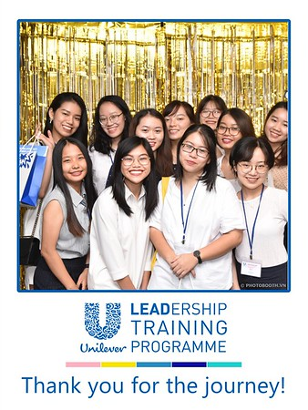 Unilever | Unilever Leadership Training Programme (ULEAD) | instant print photobooth for event in Ha Noi | in ảnh lấy ngay Sự kiện tại Hà Nội | Photobooth Hanoi